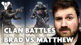 Clan Battles Challenge – Destiny 2