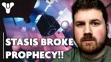 Prophecy is back! – Destiny 2